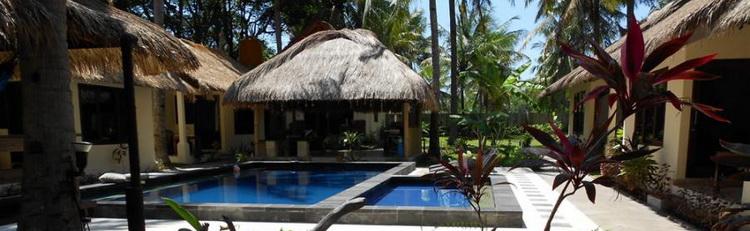 Harga Hotel Di Gili Trawangan Eden Cottages